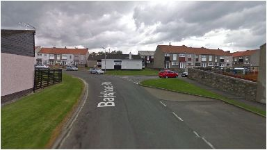 Barshare Road, Cumnock