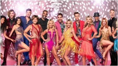 Strictly Come Dancing Line-up 2018