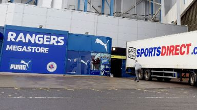 Rangers: They will have to pay lawyers' bills. Sports Direct