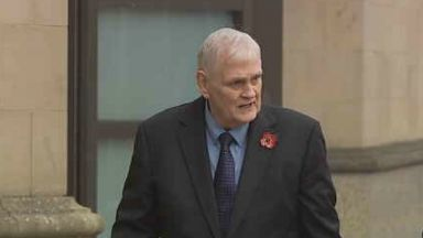 Jim Torbett: He began giving evidence.