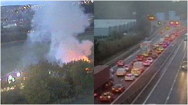 M90: Major delays being caused.