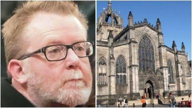 Mystery Man - St Giles