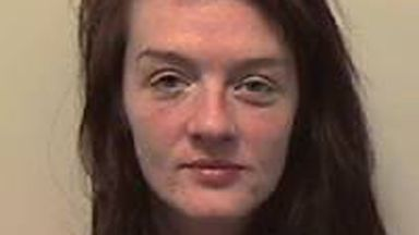 Missing woman Caroline McCafferty from Irvine missing since October 29 2018