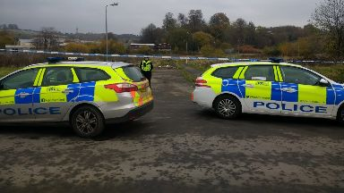Drumchapel: Man was found dead. Kinfauns Drive Waste Ground