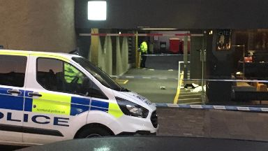 Apex: Two women stabbed. Apex Hotel Grassmarket Edinburgh