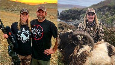 Larysa Switlyk: She received death threats. Goat Killing Hunter