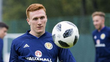 Addition: David Bates has been called up by Scotland.
