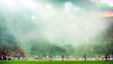 Spartak v Rangers