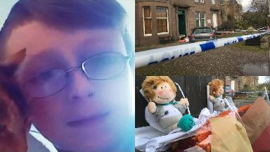 Kane Morris: Family have been left devastated. Coupar Angus
