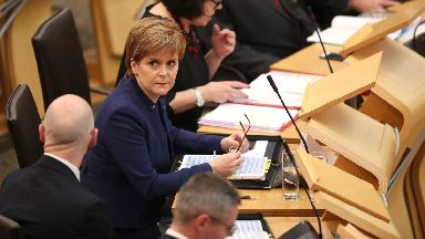 Nicola Sturgeon: Says draft agreement lacks clarity. 2018 New Picture