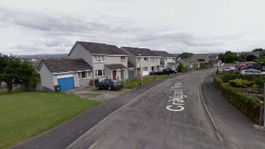 Death: Craigard Terrace, Inverness.