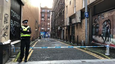Sauchiehall Street sexual assault November 2018