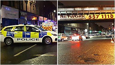 Fatal crash Dumbarton Road, Glasgow