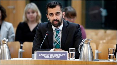 Humza Yousaf: Review was 'ill-conceived and poorly executed'.