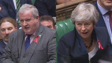 Theresa May Ian Blackford