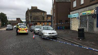 Radnor Street in Clydebank