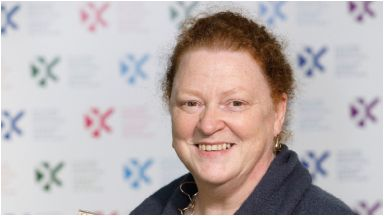 Dame Sue Black wins Saltire Book Award