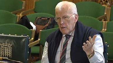 Sir Ian Wood: He said he was a remainer.