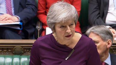 Theresa May, Commons, December 2018