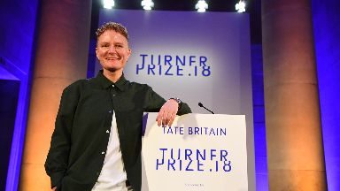 Turner Prize 2018 winner Charlotte Prodger based in Glasgow