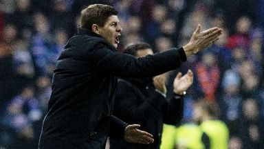 Gerrard says he warned players about discipline.