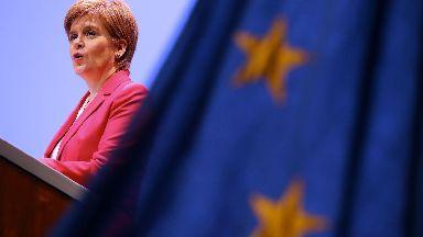 Nicola Sturgeon: 'This shambles can't go on.'