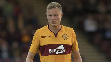 Exit: Rose is leaving Motherwell.