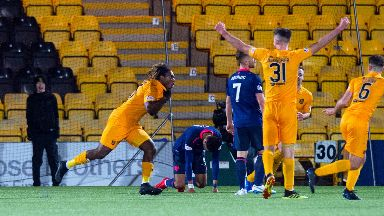 Football: Police are investigating incidents. Livingston v Hearts