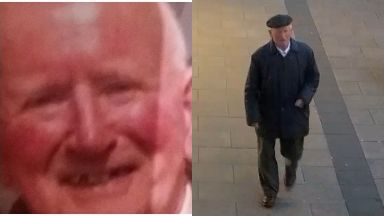 William Scott: Major searches being carried out. Missing Edinburgh