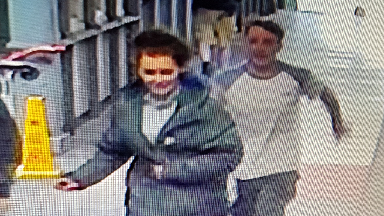 Pair sought over racial abuse on train, December 2018