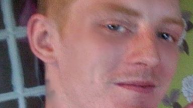 Roddy Loughton: The 26-year-old died after the incident. Muirhouse Terrace Edinburgh