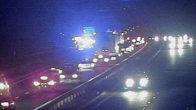 Crash: Edinburgh city bypass.