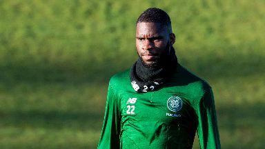 Edouard won't start against Rangers.