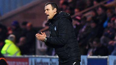 Change: Kearney wants new faces in his St Mirren side.