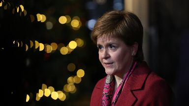 Sturgeon: New Year message.