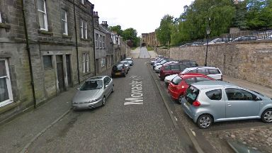 Dunfermline: Man seriously injured.