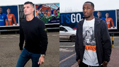 Rangers: Both players have signed four-year deals.