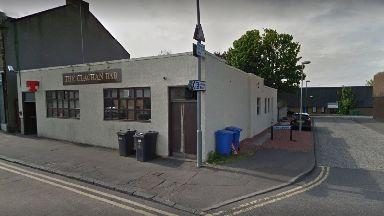 Clachan Bar: Man seriously injured.