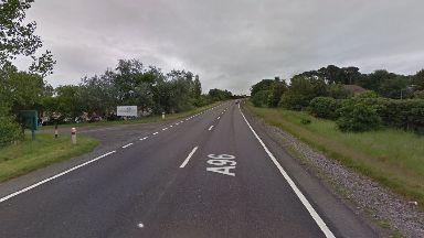 A96 Forres