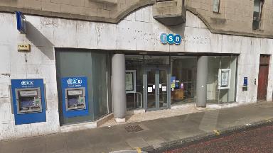 TSB Bank, Clerk Street, Edinburgh