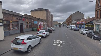 Attack: Shettleston Road.