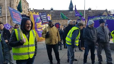 college lecturers strike