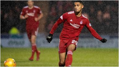 Max Lowe back at Aberdeen