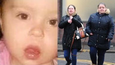 Lauren Wade: She was dirty and severely underweight. Glasgow Toddler