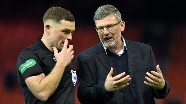 Craig levein and john beaton