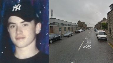 Missing: Joshua Coombes was last seen in Fraserburgh.