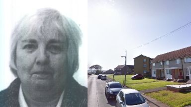 Missing: Helen Pate was last seen in Stonehouse.