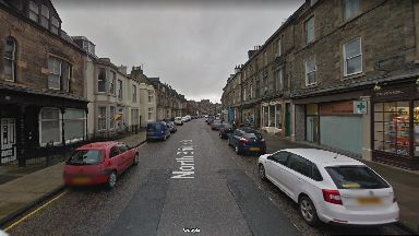 North Bridge Street, Hawick