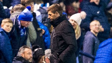 Gerrard said his team gifted Kilmarnock their goals.
