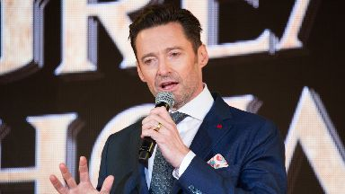 The Greatest Showman Japan Premiere Red Carpet: Hugh Jackman